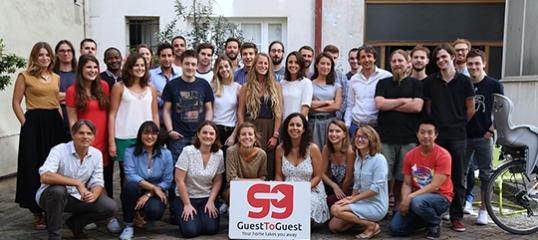 GuestToGuest team